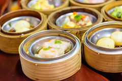 Chinese food menu in morning meal Royalty Free Stock Photo