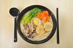 Chinese food - noodles Royalty Free Stock Photo