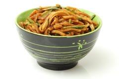 Chinese food Radish pickle Royalty Free Stock Photos