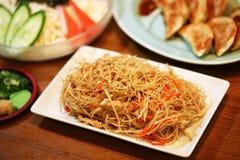 Chinese food. The royal food in Tainan Taiwan Stock Photo
