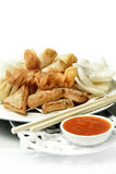 Chinese Food Selection II Stock Image