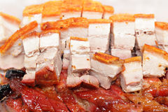 Chinese food , siu mei. Chinese food barbecue meat, siu mei Royalty Free Stock Photo