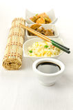 Chinese food, some plate Stock Photo