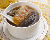Chinese food Soup Diet Stock Images