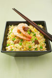 Chinese Food Special Yangchow Fried Rice Royalty Free Stock Image