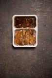 Chinese Food -  Szechuan Duck Stock Image