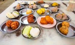 Chinese food, Tim Sum Royalty Free Stock Photo