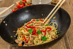 Chinese food Royalty Free Stock Images