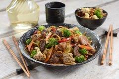 Chinese food - Yakissoba Stock Photos