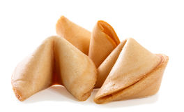 Chinese fortune cookie Stock Photos