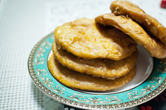 CHINESE FRIED CAKES Royalty Free Stock Photo