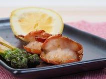 Chinese fried prawns Stock Photography