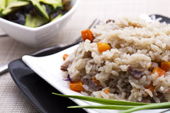 Chinese fried rice Royalty Free Stock Photo