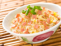 Chinese fried rice Stock Image