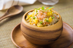 Chinese fried rice , or nasi goreng popular cusine in asia Stock Images