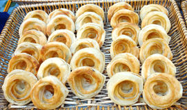 Chinese fried snacks Royalty Free Stock Image