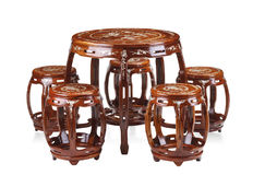 Chinese furniture Stock Photography