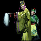 Chinese Gaojia Opera performer Royalty Free Stock Photo