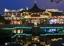 Chinese Garden,Shanghai Yuyuan Royalty Free Stock Images