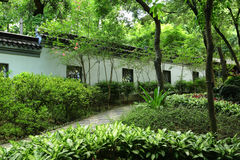 Chinese garden Royalty Free Stock Photography