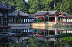 Chinese Garden   Royalty Free Stock Photos