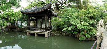 Free Chinese Garden Stock Photography - 8388762