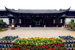 Chinese Garden Royalty Free Stock Photo