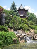 A Chinese garden Stock Images