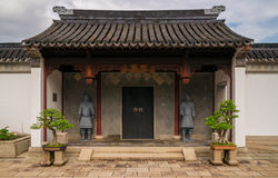 Chinese Garden Building Royalty Free Stock Photo