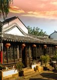 Chinese garden King Stock Photography