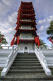 Chinese Garden Pagoda Royalty Free Stock Photos