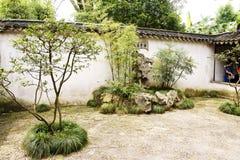 Chinese Garden Royalty Free Stock Photos