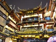 Chinese Garden,Shanghai Yuyuan Stock Photos
