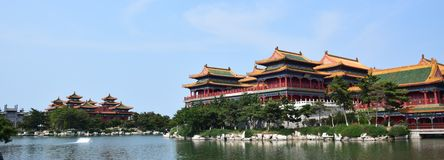 Chinese Historical Architecture royalty free stock image