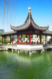 Chinese gardens Stock Photo