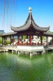 Chinese Gardens Stock Photo