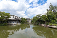 Chinese gardens Stock Image