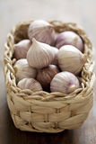 Chinese garlic Royalty Free Stock Photo