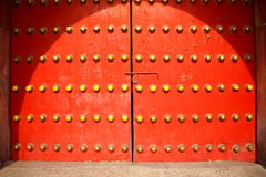 Chinese gate Stock Photography