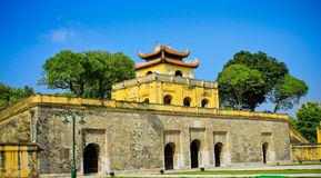 Chinese gate Stock Images