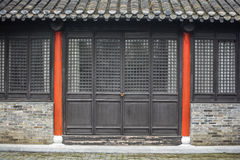 Chinese gate Stock Photos