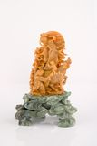 Chinese gemstone #2. Jade ornament from chinese jade/antique shops Royalty Free Stock Image