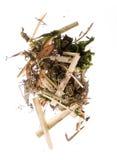 Chinese geneeskrachtige kruiden Royalty-vrije Stock Fotografie