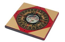 Chinese Geomancy Compass Stock Images