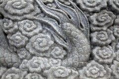 Chinese gesneden rotsen Royalty-vrije Stock Foto