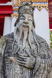 Chinese giant statue Royalty Free Stock Photos