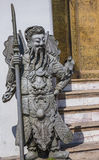 Chinese giant statue Royalty Free Stock Image