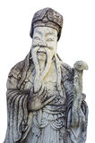 Chinese giant statues Stock Image