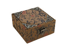 Chinese gift box Stock Images