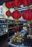 Chinese gift shop Royalty Free Stock Image